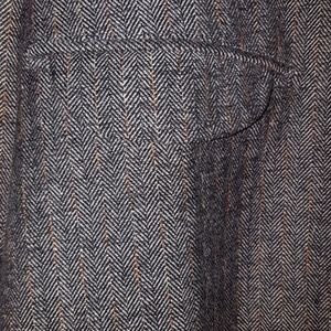 Signature by Larry Levine Jackets & Coats - Tweed look black and brown blazer.